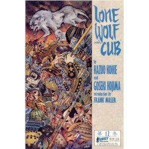 Lone Wolf & Cub, No. 44: Kazuo Koike