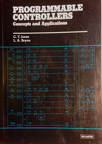 Programmable controllers: Concepts and applications (0915425009) by Jones, C. T