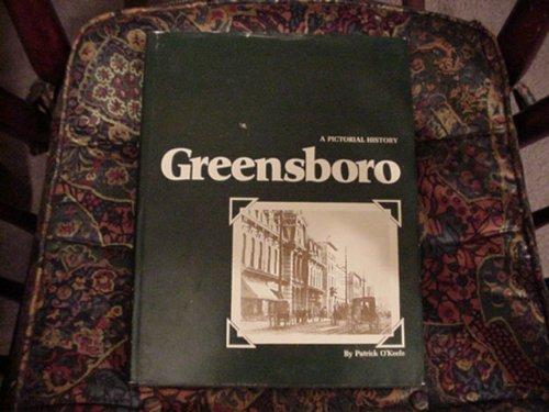 9780915442270: Greensboro: A pictorial history