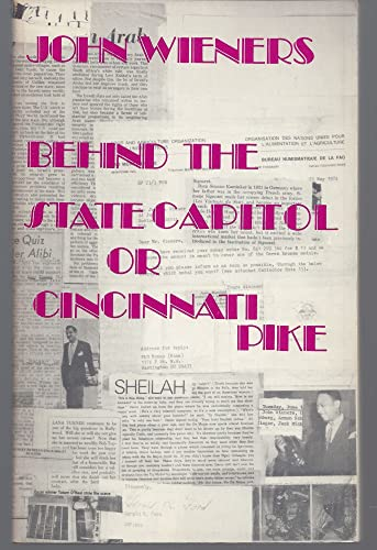 9780915480005: Behind the state capitol, or, Cincinnati Pike: A collection of poetry