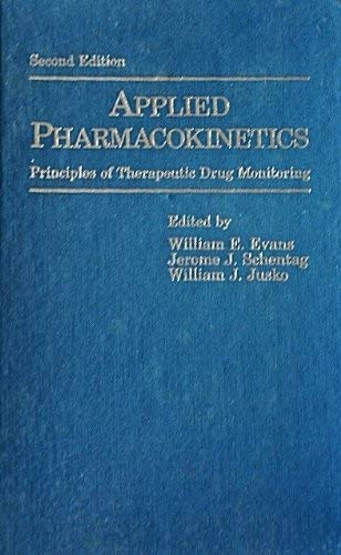 9780915486076: Applied pharmacokinetics: Principles of therapeutic drug monitoring