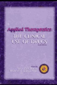 9780915486236: Applied Therapeutics: Clinical Use of Drugs