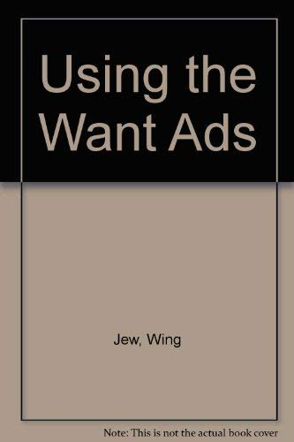 Using the Want Ads: Wing Jew, Carol