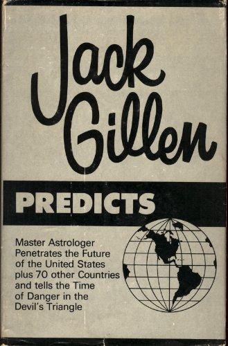 Jack Gillen Predicts: Gillen, Jack