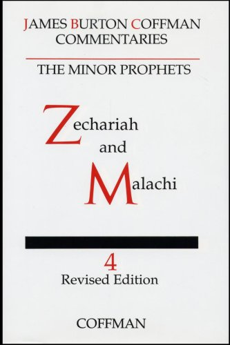 9780915547470: Commentary on Zechariah and Malachi (Commentary on Minor Prophets)