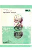 9780915552702: Appreciating Diversity, 2012: Proceedings (Advances in Consumer Research)