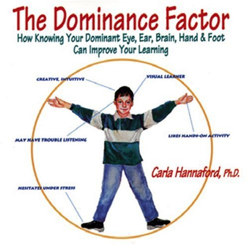9780915556311: The Dominance Factor: How Knowing Your Dominant Eye, Ear, Brain, Hand, & Foot Can Improve Your Learning