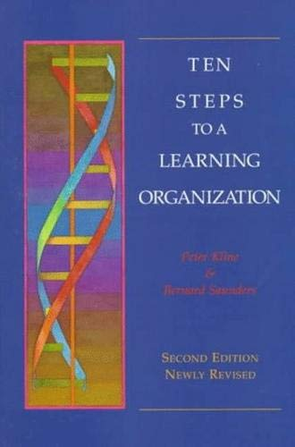 9780915556328: Ten Steps to a Learning Organization - Revised