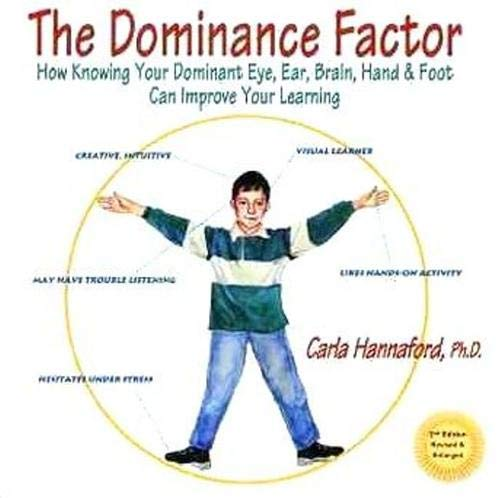 9780915556403: The Dominance Factor: How Knowing Your Dominant Eye, Ear, Brain, Hand & Foot Can Improve Your Learning