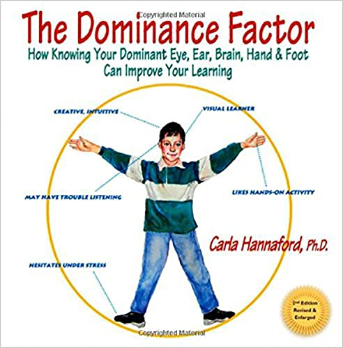 The Dominance Factor: How Knowing Your Dominant: Hannaford, Carla
