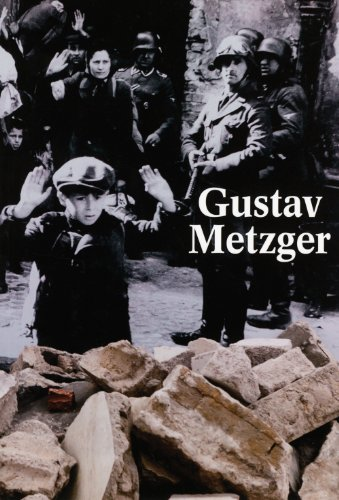 9780915557943: Gustav Metzger - Historic Photographs