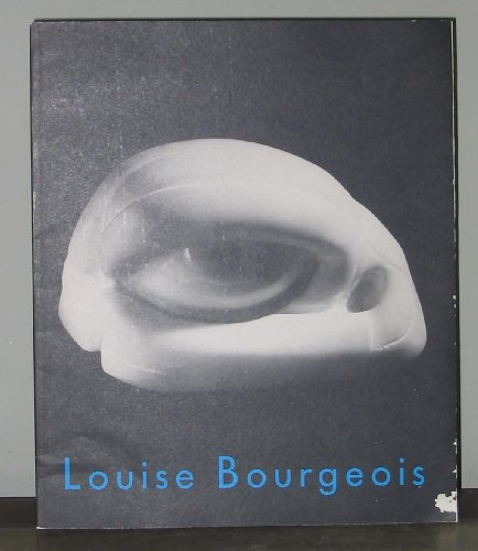 9780915577132: Louise Bourgeois