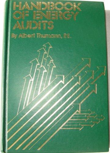 9780915586189: Handbook of energy audits