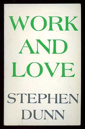 9780915604616: Work and Love