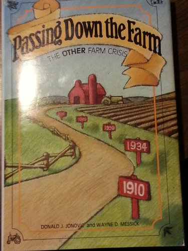 9780915607082: Passing Down the Farm: The Other Farm Crisis