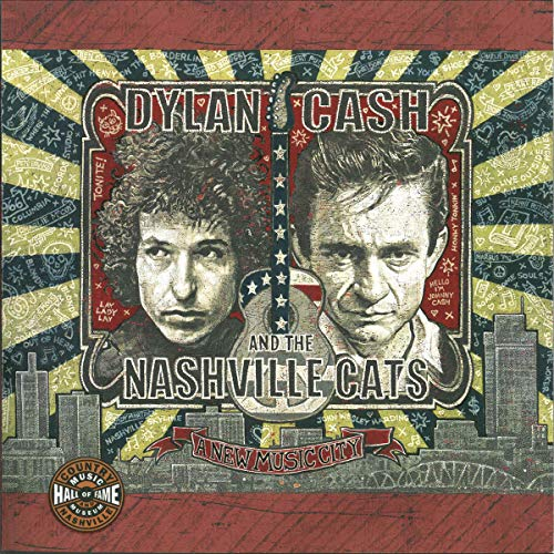 9780915608249: Dylan, Cash and the Nashville Cats: A New Music City