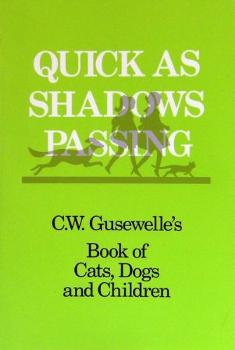 9780915637096: Quick As Shadows Passing