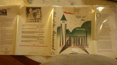 9780915677238: Life at the Marmont