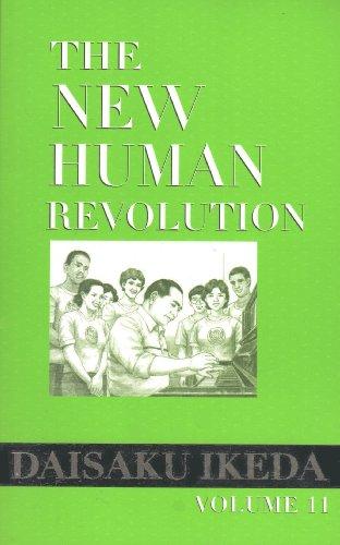 The New Human Revolution, Vol. 11: Daisaku Ikeda