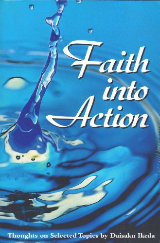 9780915678662: Faith Into Action: Thoughts on Selected Topics