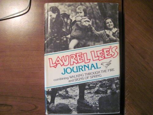 Laurel Lee's Journal: Lee, Laurel