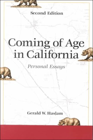 9780915685127: Coming of Age in California: Personal Essays, Second Edition