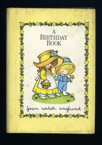 A birthday book: Anglund, Joan Walsh