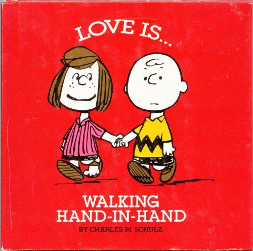 9780915696147: Love is walking hand-in-hand
