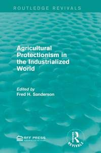 9780915707577: Agricultural Protectionism in the Industrialized World (RFF Press)