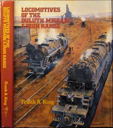 9780915713110: Locomotives of the Duluth Missabe and Iron Range