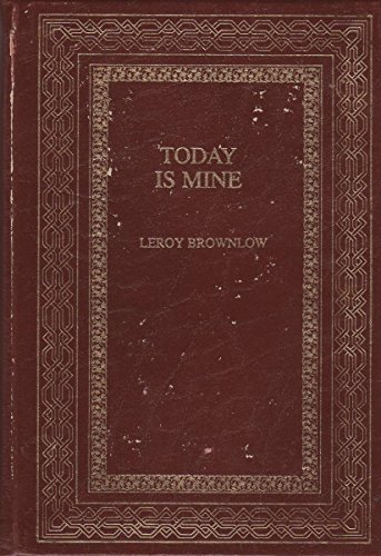 9780915720576: Today Is Mine (Devotions for Today)