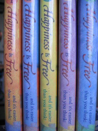 9780915721054: Happiness is Free; and It's Easier Than You Think! (5 Volumes Set)