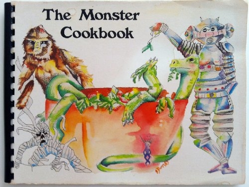 The Monster Cookbook: Philipson, Kathy; Barbara