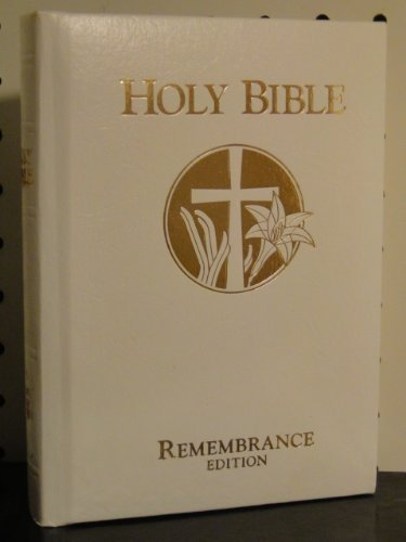 9780915741564: Holy Bible Remembrance Edition (King James Version)
