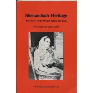 Shenandoah Heritage: The Story of the People: Jack Reeder, Carolyn
