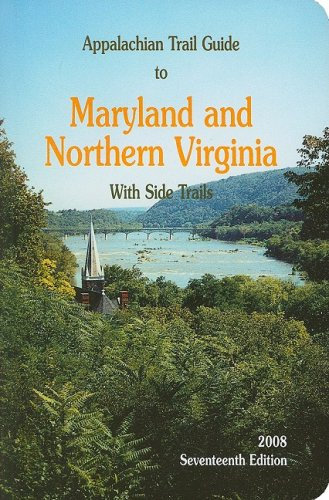 9780915746538: Appalachian Trail Guide to Maryland-Northern Virginia