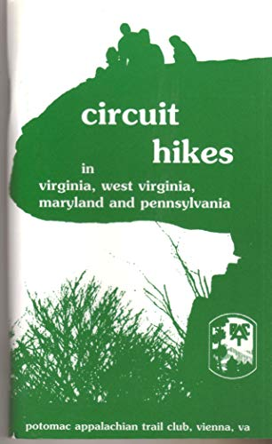 Circuit Hikes in Virginia, West Virginia, Maryland and Pennsylvania: Golightly, Jean