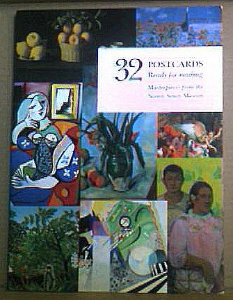 32 Postcards Ready for Mailing: Masterpieces From: Norton Simon Museum