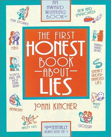 9780915793433: The First Honest Book About Lies