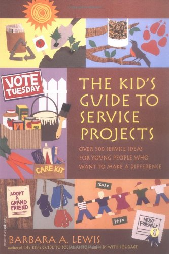 9780915793822: The Kid's Guide to Service Projects: Over 500 Service Ideas for Young People Who Want to Make a Difference (Self-Help for Kids Series)