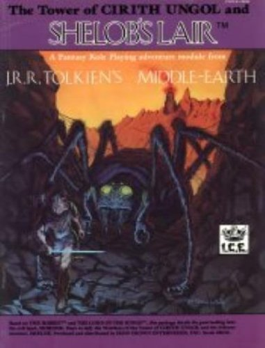 9780915795215: Tower of Cirith Ungol and Shelob's Lair (Middle Earth Role Playing/MERP)