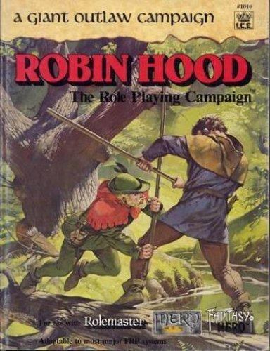 Robin Hood The Role Playing Campaign (For: Staplehurst, Graham (et.al.)