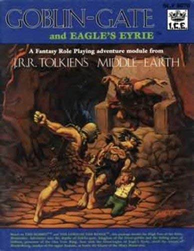 Goblin Gate and Eagle's Eyrie (Middle Earth: Willner, R.