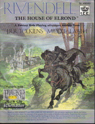 Rivendell: The House of Elrond (Middle Earth: Terry K. Amthor;