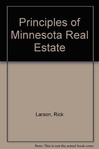 9780915799718: Principles of Minnesota Real Estate
