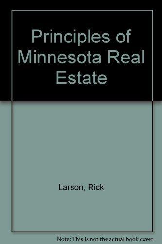 9780915799909: Principles of Minnesota Real Estate