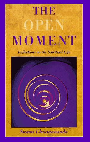9780915801527: The Open Moment: Reflections on the Spiritual Life