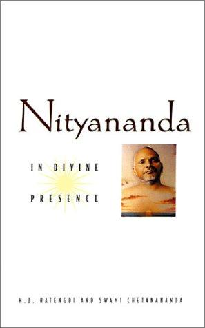 9780915801763: Nityananda: In Divine Presence