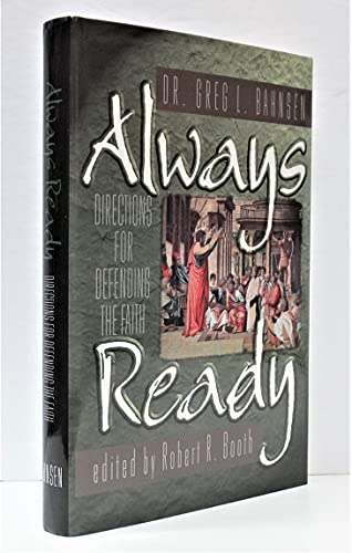 9780915815272: Always ready: Directions for Defending the Faith