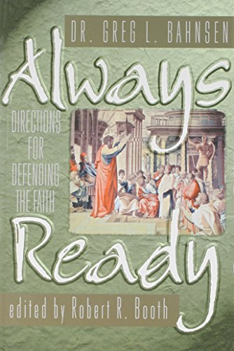 9780915815289: Always Ready: Directions For Defending The Faith, Randy Booth Edition